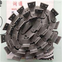 碳钢双侧弯板链条厂家