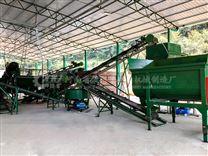 日産600噸有機肥生産線工藝影響肥料質量