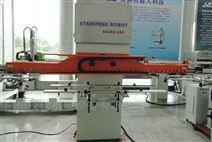 V型滚轮导轨在冲床冲压机械手的应用一HEPCO