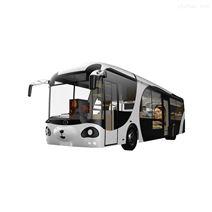 深兰科技AI移动餐车——熊猫餐车
