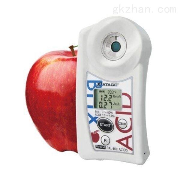 ATAGO(爱拓)便携式雪梨香梨数显糖酸度计