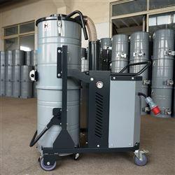 SH5500-5.5KW铁屑粉末高压吸尘机 金属切屑碎屑吸尘器