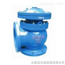 JM744X/JM644X气动、液压膜片式快开排泥阀