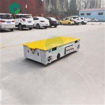 转运零部件电动搬运车8吨自发式电动平板车