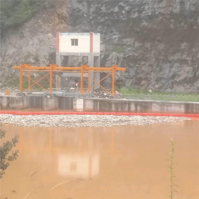 水电站拦污排 滚塑圆柱形浮筒