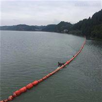 600*1000湖南电站拦污浮筒 江面拦截警示浮漂