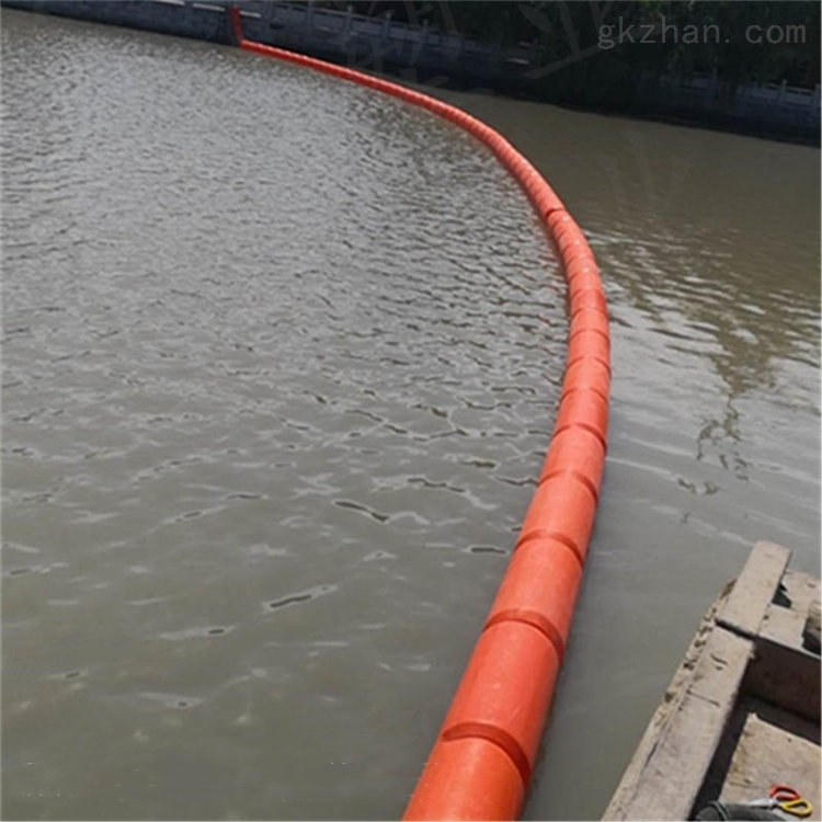 塑料材质拦污栅浮筒厂家 内部填充浮子