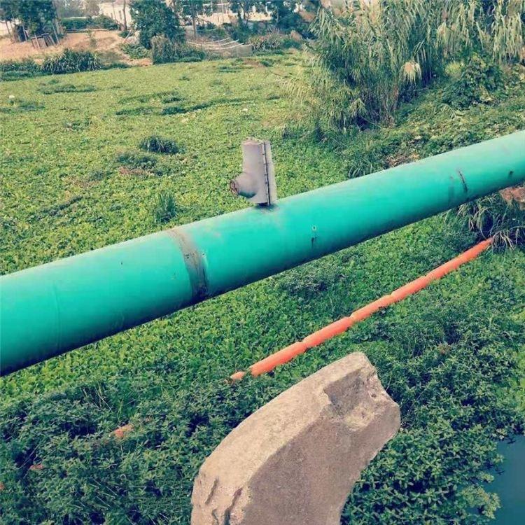 拦污网浮筒 滚塑加工浮体