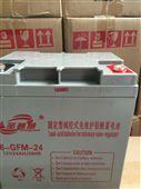 新乡市圣普威6-GFM 12V24AH蓄电池销售报价