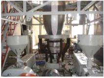 供应SS-DM双色地膜吹塑机组