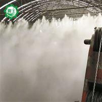 燃煤电厂喷雾除尘设备