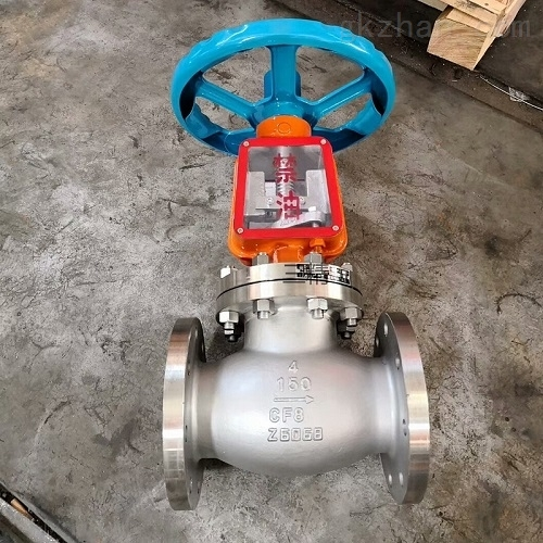 三精YJ41W-150LB不锈钢美标氧气截止阀
