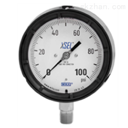 WIKA 威卡波登管压力表 安全型 232.34,233.34