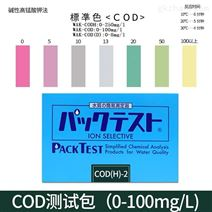 COD化學需氧量快速測試盒COD試劑盒