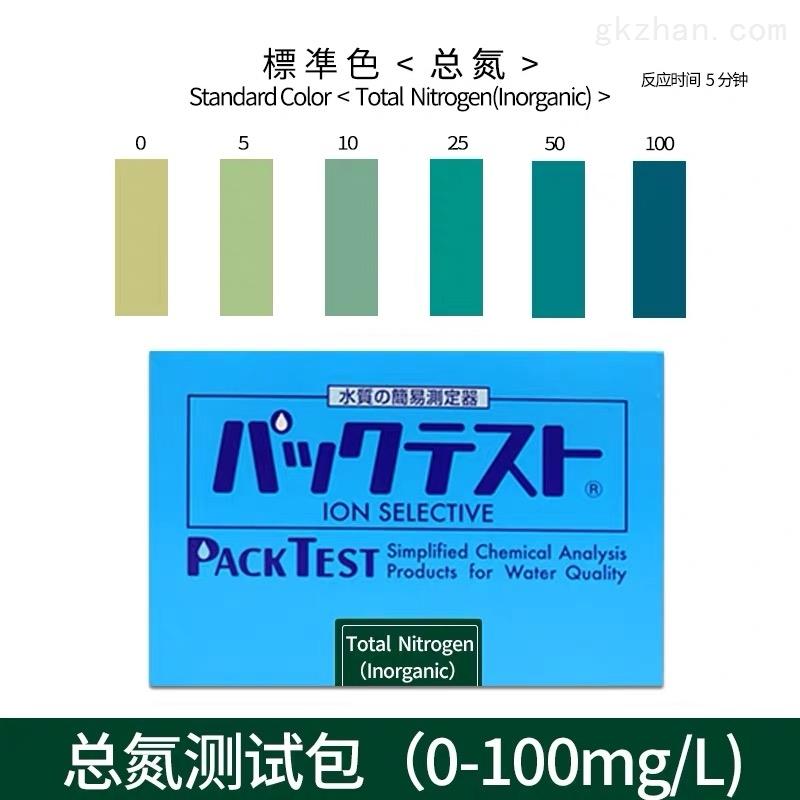 污水中铜镍铬锌氰COD氨氮快速测试纸