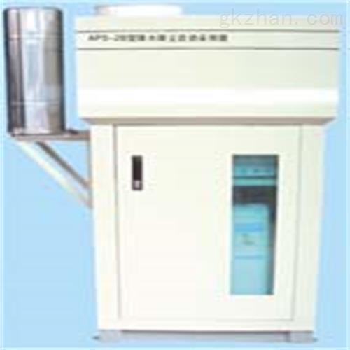 降水降尘自动采样器 仪表