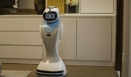 """国外创企落地""""成?#23567;?国内机器人公司可瞄准安防"""