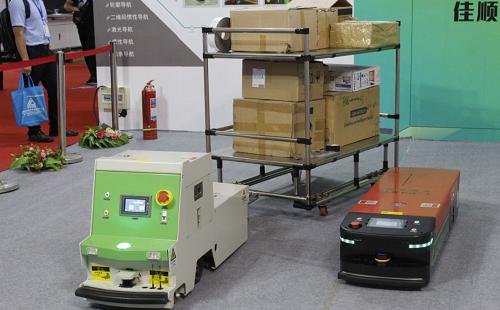 物流机器人企业科钛完成数千万元Pre-A轮融资