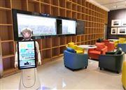 智慧政務大廳迎賓接待服務講解機器人
