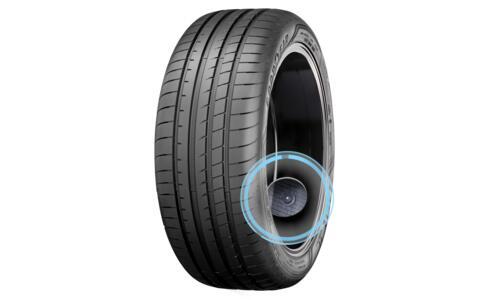 固特异测试可联网智能轮胎 可缩短30%停车距离