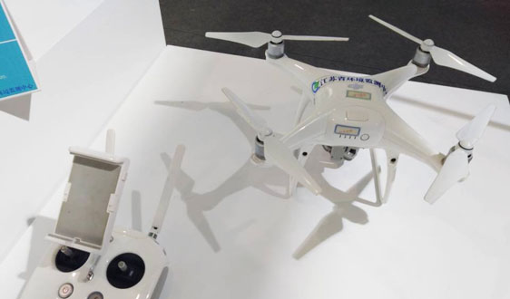 瑞典创企推新品 救援无人机应用价值日益凸显