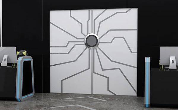 梦幻科技门