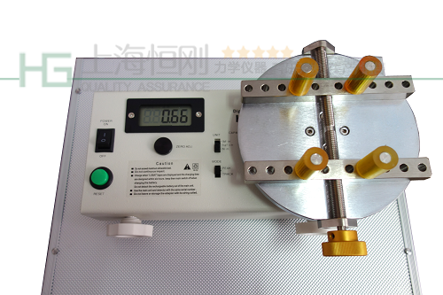 无菌药品轧盖扭矩测试仪