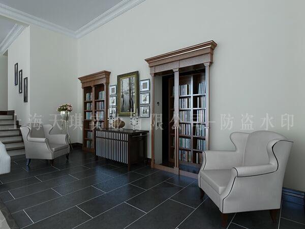 深圳别墅密室门