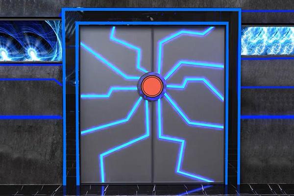 科技展厅门