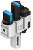 531030德FESTO气源处理组件:LFR-M2-G1/4-KG00
