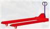 E系列手动液压拖板车(加宽纸筒搬运车)